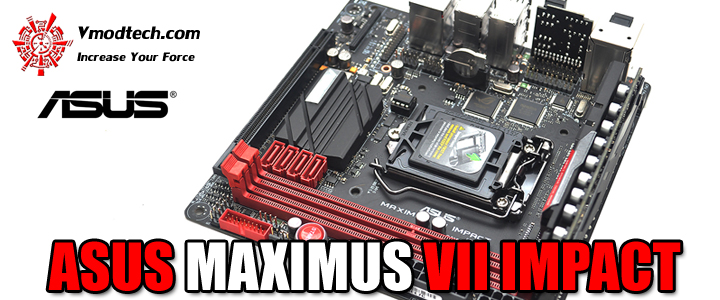 ASUS MAXIMUS VII IMPACT Motherboard Review
