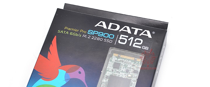 ADATA SP900 SATA 6Gbps/M.2 2280 512GB Review