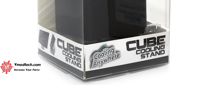 TITANS Cooling CUBE Cooling Stand