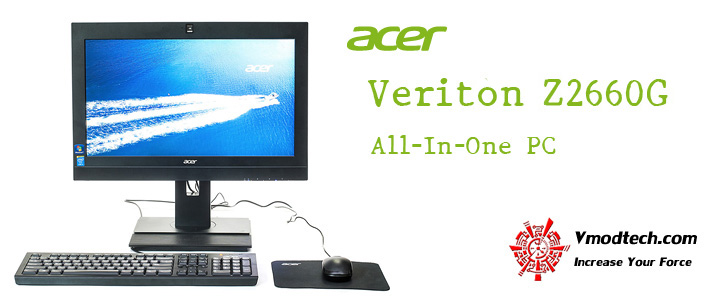 default thumb Acer Veriton Z2660G All-In-One PC Review