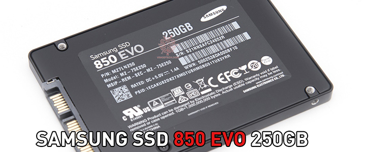 SAMSUNG SSD 850 EVO 250GB Review