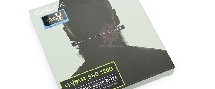 GALAX GAMER SSD 120GB Review