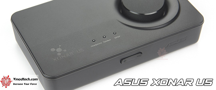 default thumb ASUS XONAR U5 Review