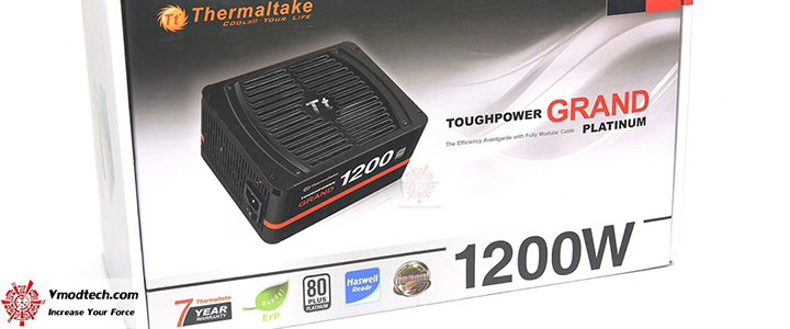 default thumb Thermaltake Toughpower Gland Platinum 1200W Review