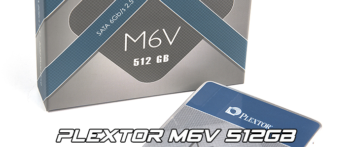 PLEXTOR M6V 512GB Review