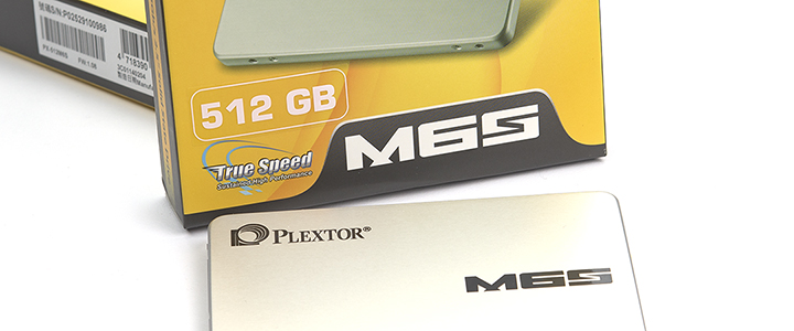 Plextor M6S 512GB Review