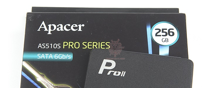 APACER ProII Series-AS510S 256GB Review