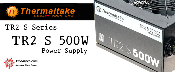 default thumb Thermaltake TR2 S Series 500W Power Supply Review