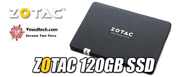 ZOTAC 120GB SSD