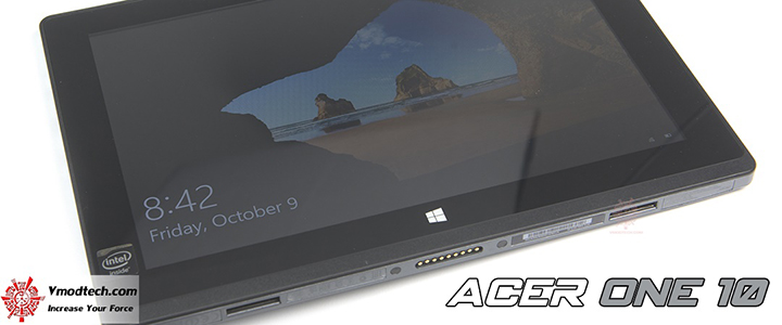 default thumb ACER ONE 10 Review