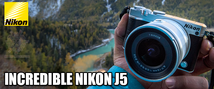 NIKON J5 : The Incredible