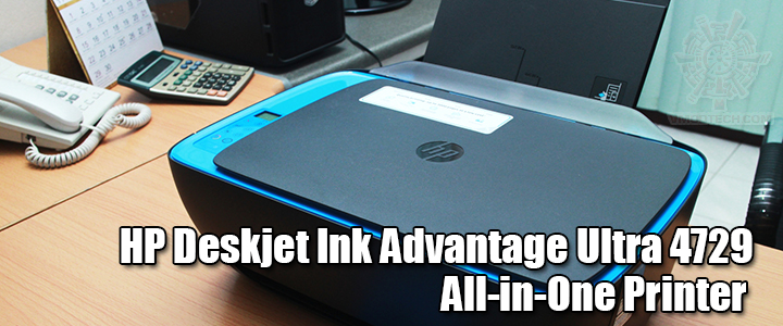 default thumb HP Deskjet Ink Advantage Ultra 4729 All-in-One Printer