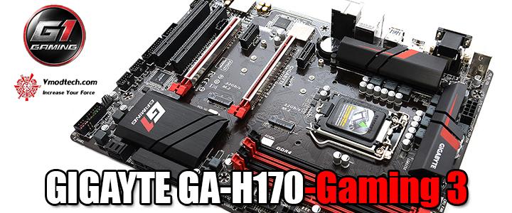 GIGAYTE GA-H170-Gaming 3