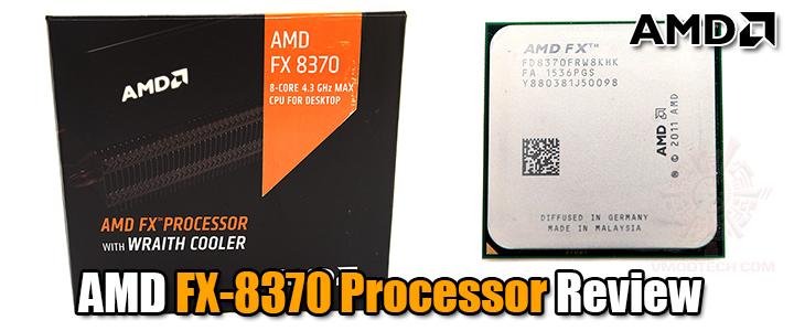 default thumb AMD FX-8370 Processor Review