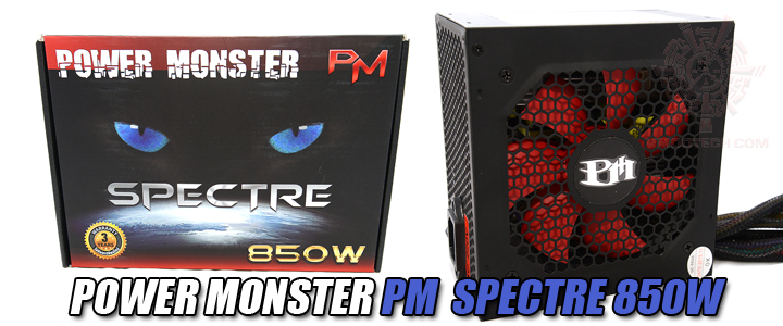 default thumb POWER MONSTER PM SPECTRE 850W REVIEW