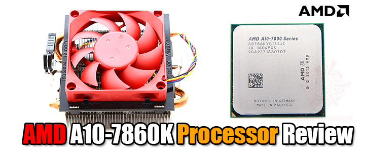 default thumb AMD A10-7860K Processor Review