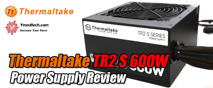 default thumb Thermaltake TR2 S 600W Power Supply Review