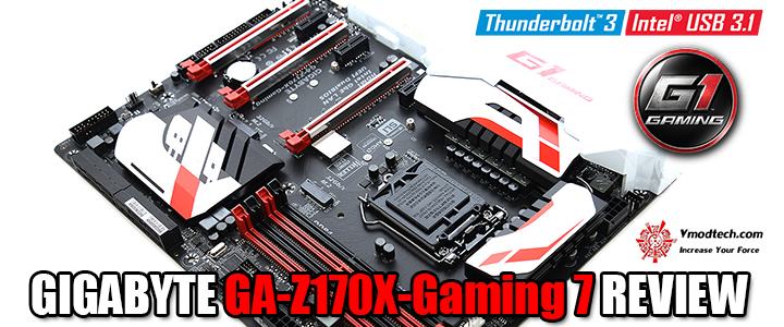 GIGABYTE GA-Z170X-Gaming 7 REVIEW