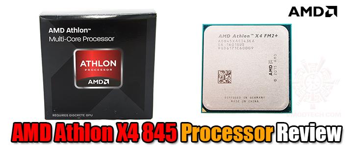 default thumb AMD Athlon X4 845 Processor Review
