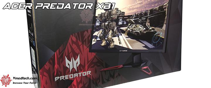 default thumb ACER Predator XB1 28 Inch WHQD IPS Gaming Monitor