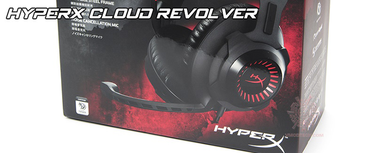default thumb Kingston HyperX Cloud Revolver Headset Review