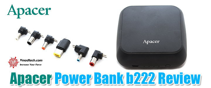 Apacer Power Bank b222 Review
