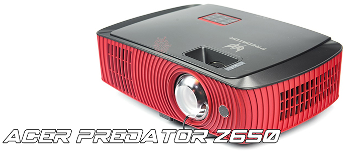 default thumb ACER PREDATOR Z650 Full HD DLP Projector Review