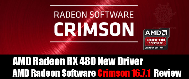 default thumb AMD Radeon RX 480 New Driver AMD Radeon Software Crimson 16.7.1 Comparison Review