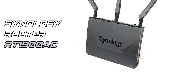 default thumb SYNOLOGY ROUTER RT1900ac Review