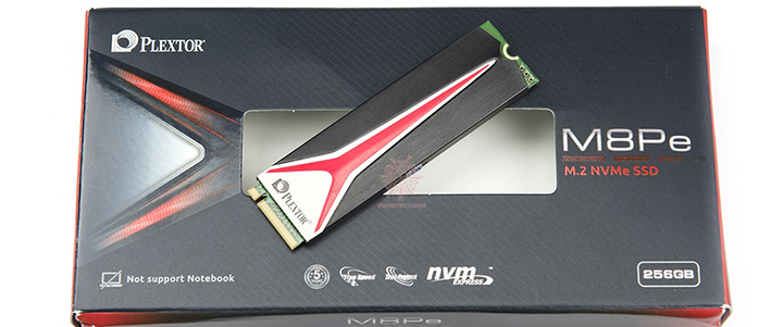 PLEXTOR M8PeG 256GB M.2 2280 with Heatsink Review