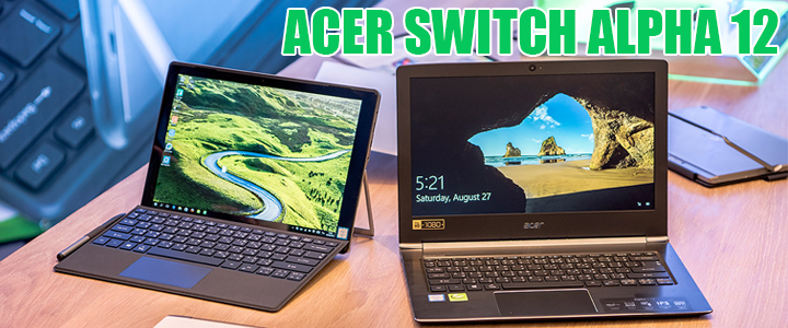 ภาพบรรยากาศงานเปิดตัว Acer Switch Alpha 12 และผลิตภัณฑ์รุ่นใหม่ล่าสุดต่างๆจากทาง Acer