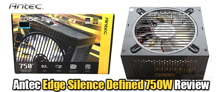 default thumb Antec Edge Silence Defined 750W Review