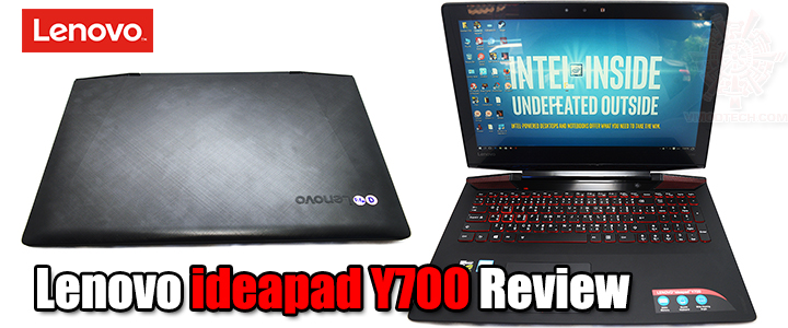 Lenovo ideapad Y700 Review