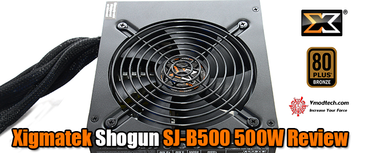 Xigmatek Shogun SJ-B500 500W Review