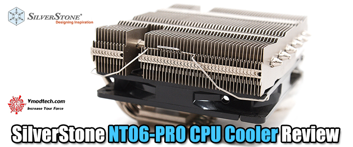 default thumb SilverStone Nitrogen NT06-PRO Low Profile CPU Cooler Review