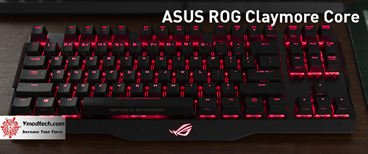 default thumb ASUS ROG Claymore Core Review