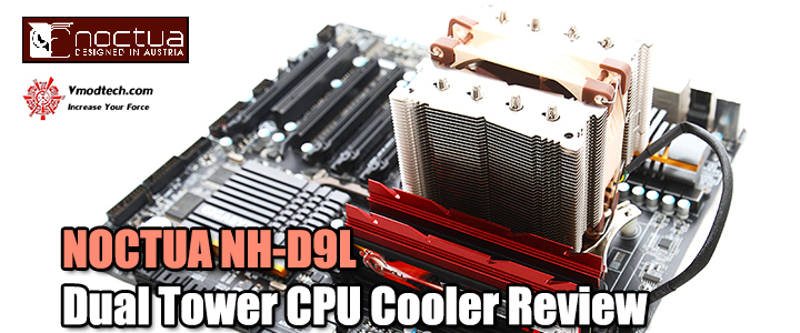 default thumb NOCTUA NH-D9L Dual Tower CPU Cooler Review