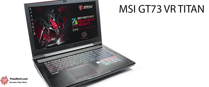 MSI GT73 VR 7RE TITAN Review
