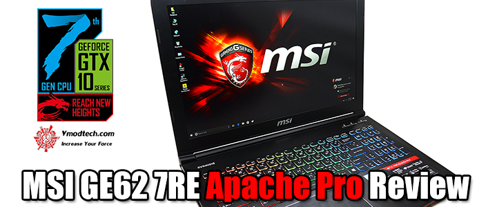 default thumb MSI GE62 7RE Apache Pro Review