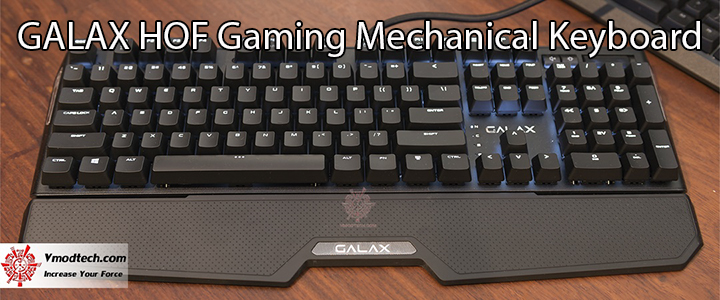 default thumb GALAX HOF Gaming Mechanical Keyboard Review