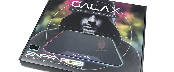 default thumb GALAX SNPR RGB Gaming Mouse Pad Review