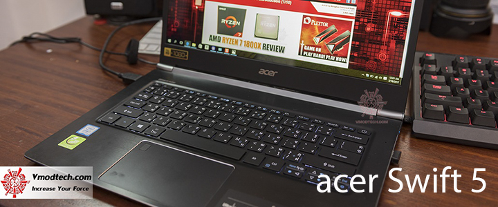 ACER SWIFT 5 Review The Ultra Thin Notebook