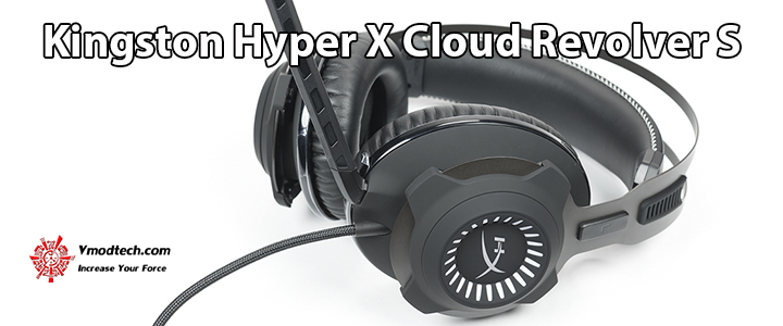 default thumb Kingston Hyper X Cloud Revolver S Review