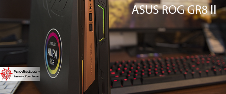 ASUS ROG GR8 II Mini PC Review