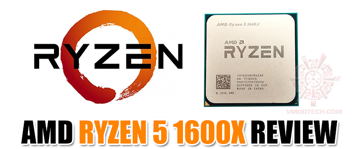 default thumb AMD RYZEN 5 1600X Review