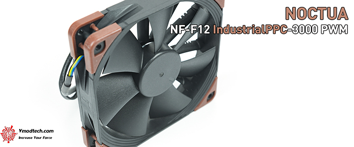 default thumb NOCTUA NF-F12 IndustrialPPC-3000 PWM Review