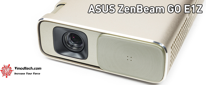 ASUS ZenBeam GO E1Z Portable Andriod Projector Review