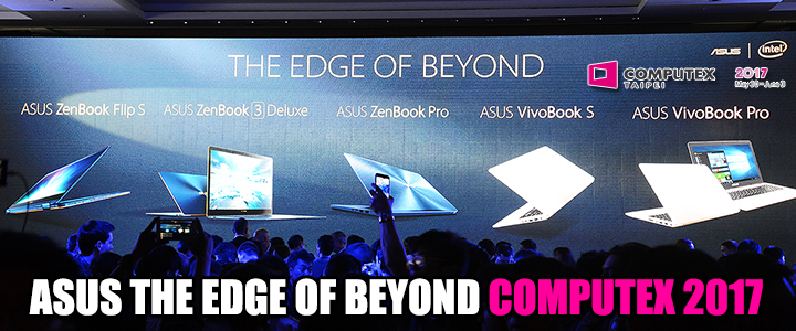 ASUS THE EDGE OF BEYOND COMPUTEX 2017