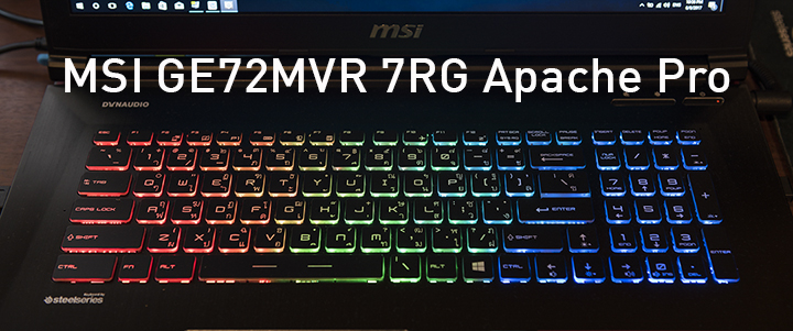 default thumb MSI GE72MVR 7RG Apache Pro Review