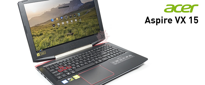 default thumb ACER Aspire VX 15 Review